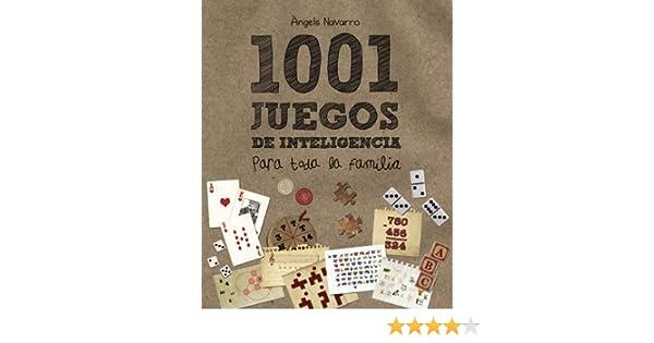1001 juegos de inteligencia para toda la familia Ocio Y Conocimientos - Juegos Y Pasatiempos: Amazon.es: Àngels Navarro: Libros