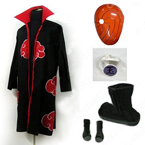 Relax (Obito Uchiha Cosplay Costume)