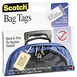 MMMLS8535G - Self-Sealing Laminating Pouches by Scotch