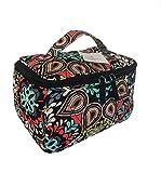 Vera Bradley Travel Cosmetic Bag in Sierra