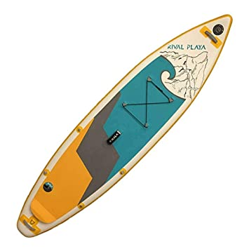 Amazon.com: Hala Rival Playa - Tabla de surf de remo ...
