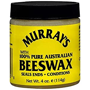 Murray's 100% Pure Beeswax 4 oz