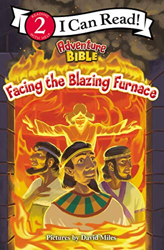 (Facing the Blazing Furnace (I Can Read! / Adventure)