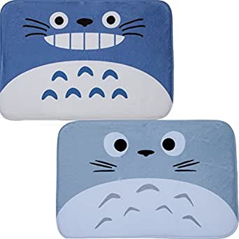 Set of 2 Matching Mats For Children - Easy to Wash, Non-slip Set of Two 24X16 Indoor Carpets. Made for using as Accent Rugs for Bedroom, Doormats for Bathroom or Floormats for Kitchen!