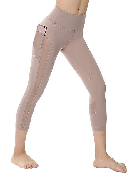 Amazon.com: Dragon Fit - Pantalones cortos de yoga con ...