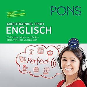 PONS Audiotraining Profi - Englisch Hörbuch