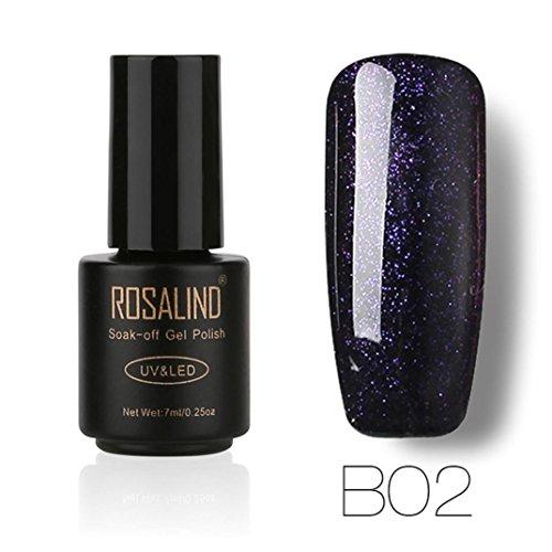 Oksale® Rosalind 7ML Chameleo Nail Polish Nail Art Nail Gel