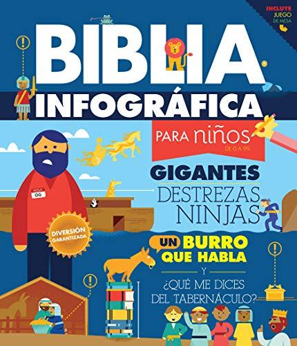 Biblia infogrfica (Edición en español)
