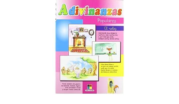 ADIVINANSAS POPULARES EL RELOJ: Martha Malo: 9788497361736: Amazon.com: Books