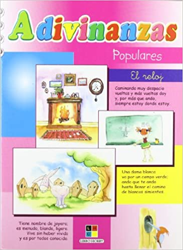 El reloj : adivinanzas populares: Martha Malo: 9788497361736: Amazon.com: Books