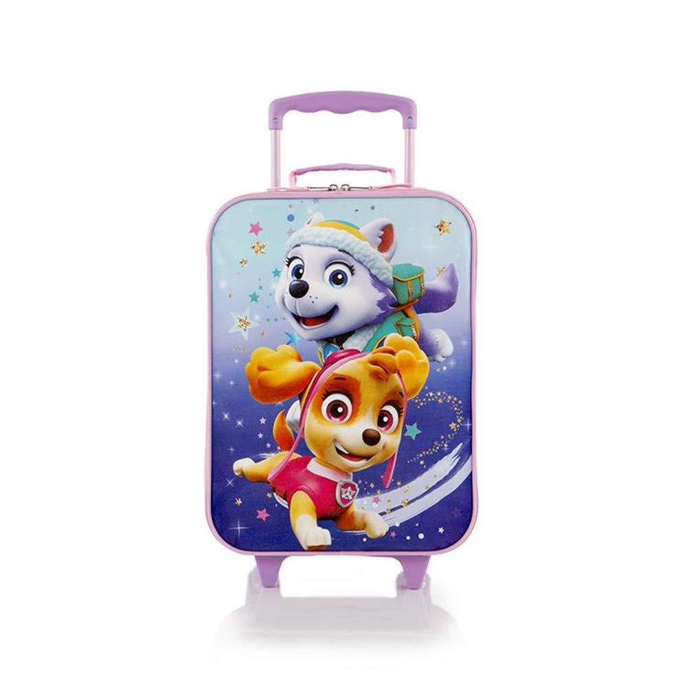 PAW Patrol Kids' Soft Side Luggage Case 17 inch [Pink]