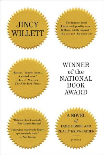 Winner of the National Book Award: A Novel of Fame, Honor, and Really Bad -