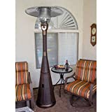 all weather wicker patio heater - Professional Deals LLC Tapered Wicker Patio Heater, Bundle With Ebook For Home Furniture