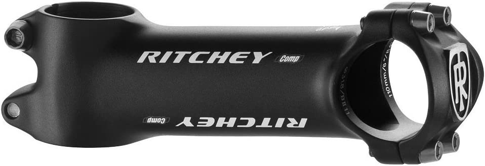 Ritchey Comp 4 Axis Stem: 120mm; 84/96d; 31.8; BB Black