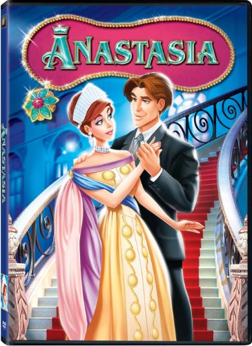 DVD : Anastasia (, Dubbed, Dolby, AC-3, Repackaged)