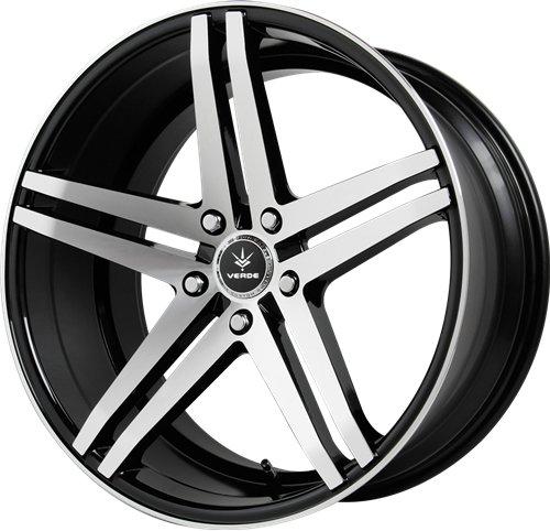 Black Spoke Wheels - 9