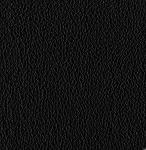 Faux Leather Calf Black Fabric By The Yard