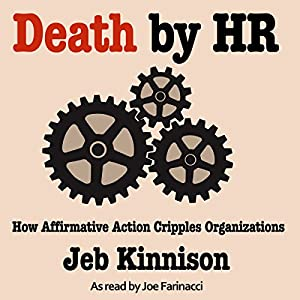 Death by HR Audiobook