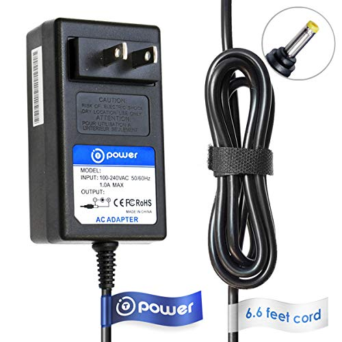T POWER Ac Dc Adapter Charger for Xerox DocuMate 262i 3115 3125 3220 3460 3640 4440 Duplex Color Sheetfed and Flatbed Scanner Power Supply by T POWER (Image #1)