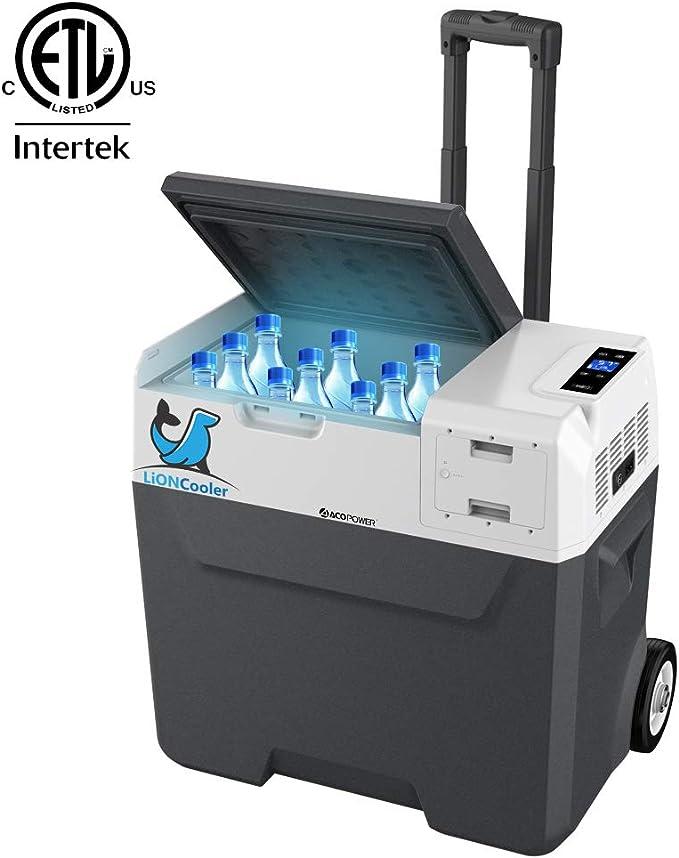 ACOPOWER LiONCooler Portable Solar Fridge Freezer