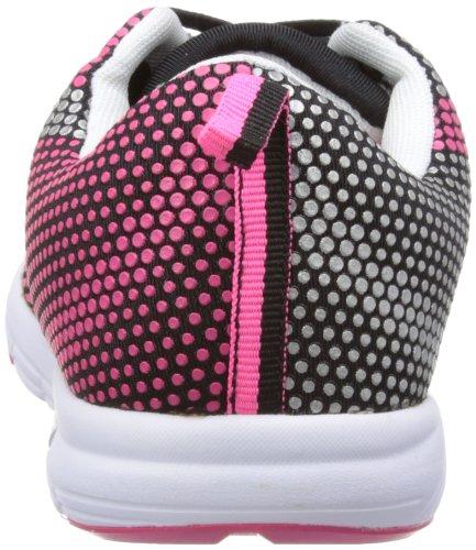 Femme Hi Running Illusion Pink Chaussures Entrainement black Rose silver tec De Uq7UF4g