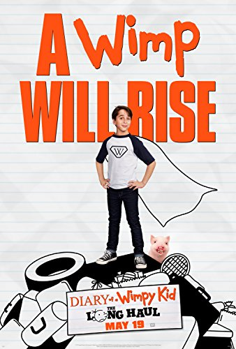 Diary of a Wimpy Kid: The Long Haul (2017) - Movie Poster...