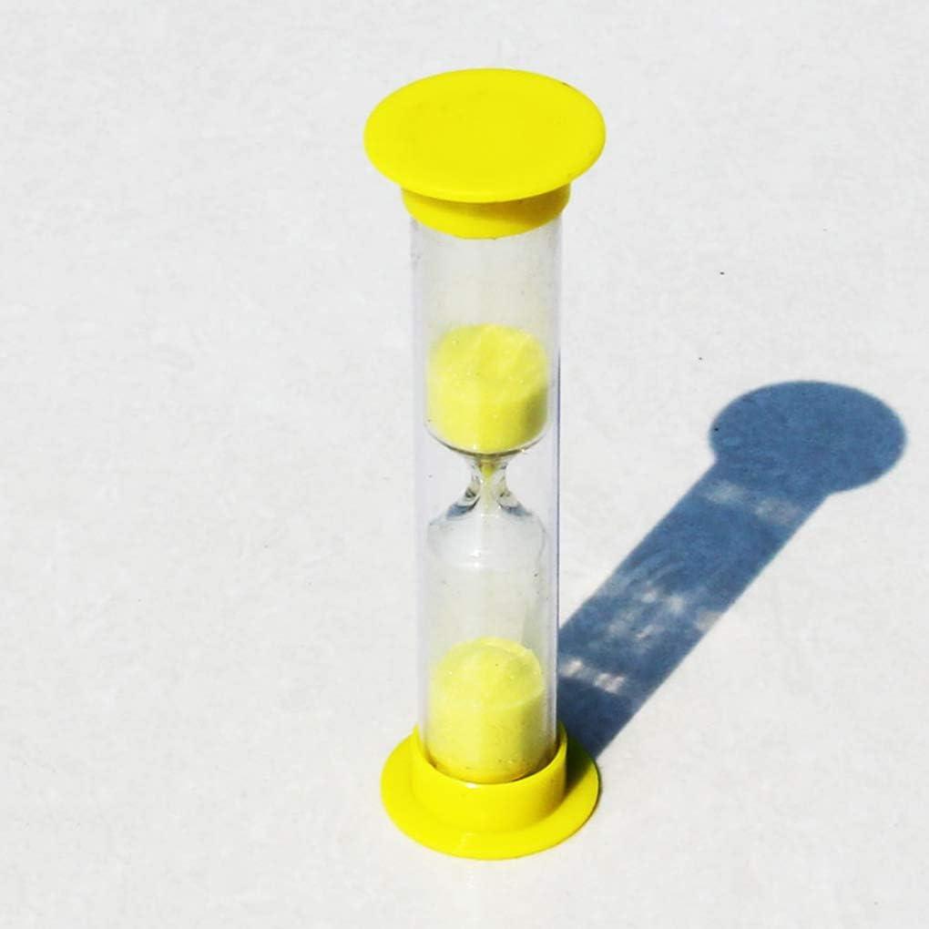 Fornateu 2 Minute Clessidra colorato Piccolo Minuto Clessidra Regalo a Clessidra 120 Secondo Timer Creativo di Compleanno per Bambini
