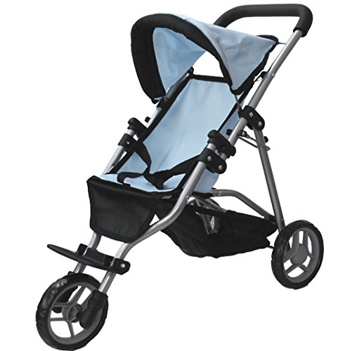 Toy Baby Stroller For Boy - 7