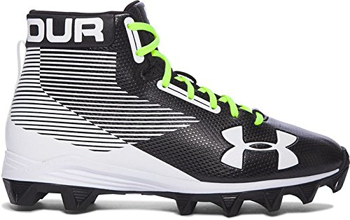 Under Armour Youth Hammer Mid Molded Football Cleats