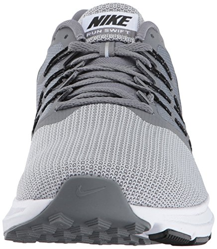 Trail Grey black Da Running wolf black Grey Run Nike Uomo Scarpe Cool Swift w6II8p
