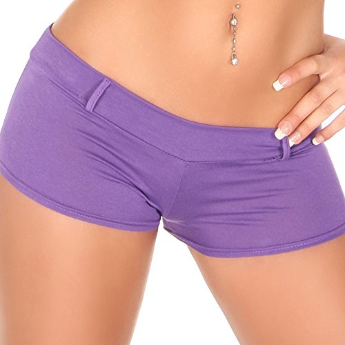 KouCla - Pantalón corto - para mujer morado