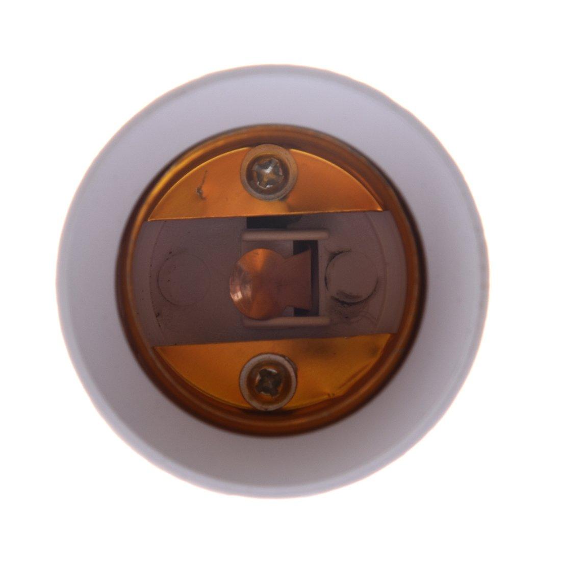 TOOGOO(R) E14-E27 LED Luz Lampara Tornillo Bombilla Enchufe ...