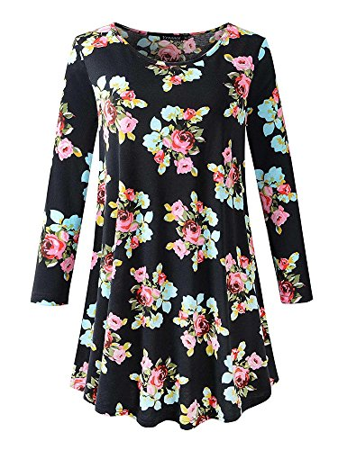 Floral Tunic Top - 7