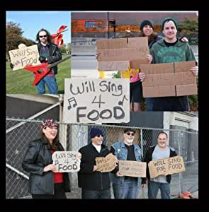 Will Sing For Food: A Charity Album to Benefit the Rock River
