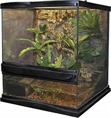 Zoo Med Laboratories SZMNT1 Naturalistic Terrarium, Small