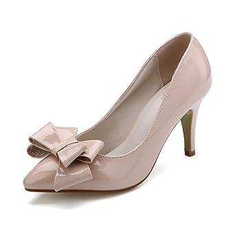 2cf0ba0afaf Sandalias y chanclas Zapatos para niño Zapatos de Fiesta Zapatos de tacón  Alto Zapatos Puntiagudos Zapatos