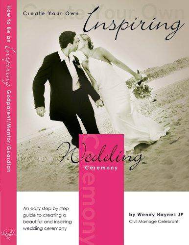 Create Your Own Inspiring Wedding Ceremony