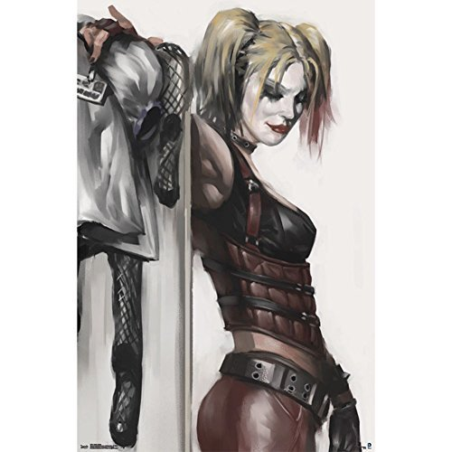 Injustice Gods Among Us Batman Costumes (Harley Quinn 22