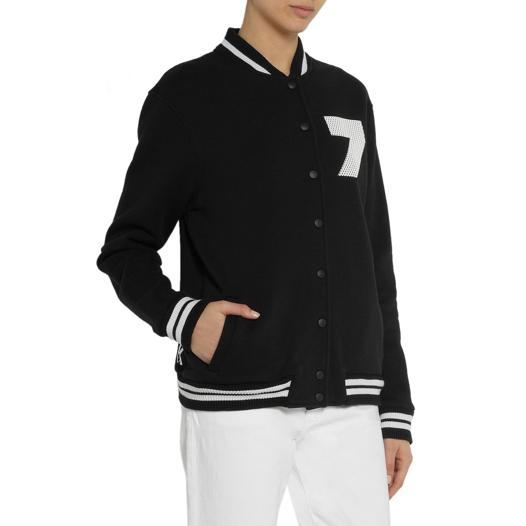 Diamond Candy Women's Classic Quilted Fleece Jacket