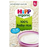Hipp Organic Baby Rice 4mth+ (160g) - Pack of 2