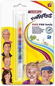 edding face paint stick, Multi color