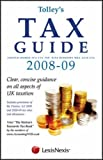 img - for Tolley's Tax Guide 2008-09 by Arnold Homer (2008-08-06) book / textbook / text book