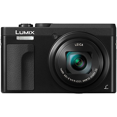 Panasonic DC-ZS70K Lumix 20.3 Megapixel, 4K Digital Camera, Touch Enabled 3
