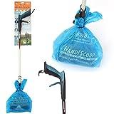 HandiScoop Easy Reaching Pooper Scooper, 80cm Long