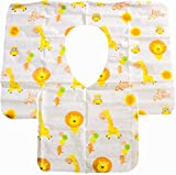 20 Large Disposable Toilet Potty Seat Covers for Kids Infants Toddlers Extra Large Individually Wrapped for Travel and Public Toilets Restrooms. Soft and Waterproof. Protect Against Germs. Buy Now!