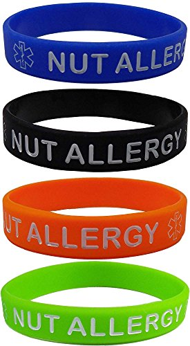 Best nut allergy bracelet for kids