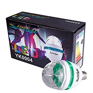 Smart Led Bulb E27 Wifi Dimmable And Multicolor Light Bulb