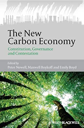 The New Carbon Economy Constitution Governance And border=