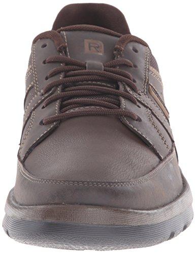 Rockport Männer bekommen Ihre Tritte Blücher Fashion Sneaker- Braun