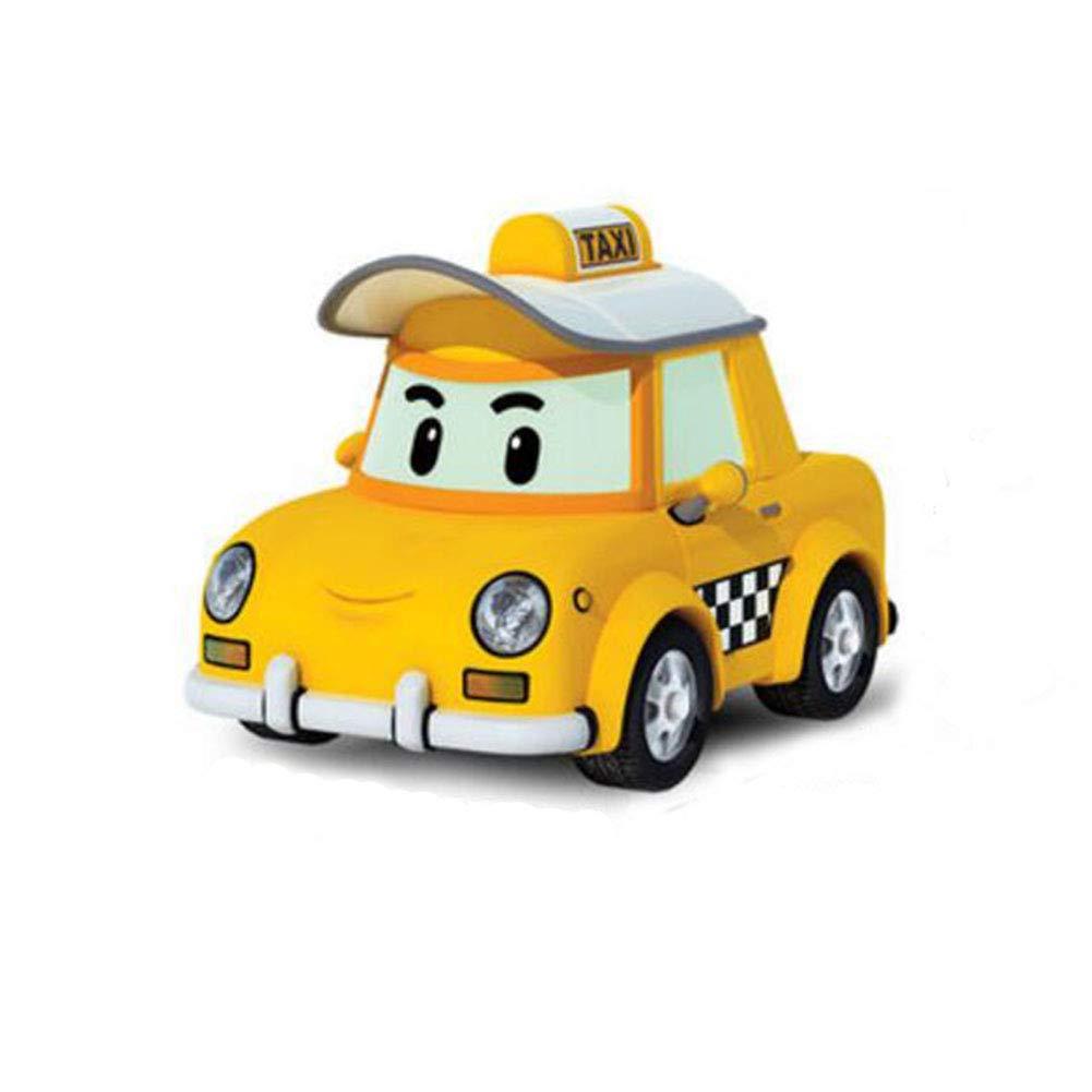 FH Spielzeugauto Kinder Spielzeug Legierung Auto-Modell-Set (Farbe : E)